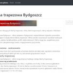 Portal – blacha trapezowa Bydgoszcz